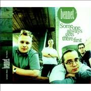 Bennet Someone Always Gets There First - Part 1 & 2 UK 2-CD single set