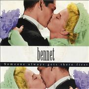 Click here for more info about 'Bennet - Someone Always Gets There First'