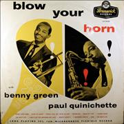 Click here for more info about 'Bennie Green - Blow Your Horn - VG'