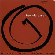 Click here for more info about 'Bennie Green - Blows His Horn'