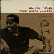 Click here for more info about 'Bennie Green - Glidin' Along'