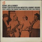 Click here for more info about 'Benny Carter - BBB & Co.'