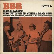 Click here for more info about 'Benny Carter - BBB - Benny, Ben & Barney'