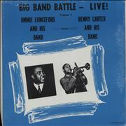 Click here for more info about 'Benny Carter - Big Band Battle - Live! - Volume 1 - Sealed'
