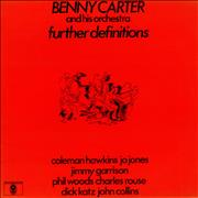 Click here for more info about 'Benny Carter - Further Definitions'