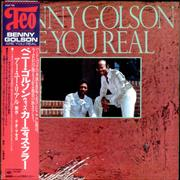 Click here for more info about 'Benny Golson - Are You Real'