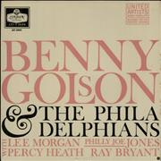 Click here for more info about 'Benny Golson - Benny Golson & The Philadelphians'