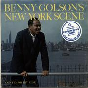 Click here for more info about 'Benny Golson - Benny Golson's New York Scene - stickered shrink'