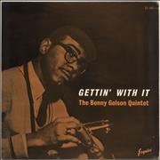Click here for more info about 'Benny Golson - Gettin' With It - 1st'