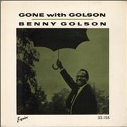 Click here for more info about 'Benny Golson - Gone With Golson'