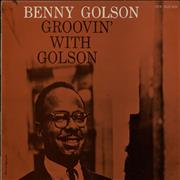 Click here for more info about 'Benny Golson - Groovin' With Golson'