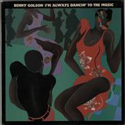 Click here for more info about 'Benny Golson - I'm Always Dancin' To The Music'