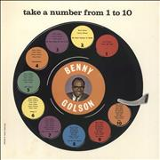 Click here for more info about 'Benny Golson - Take A Number From 1 To 10'