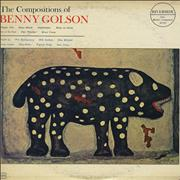 Click here for more info about 'Benny Golson - The Compositions Of'