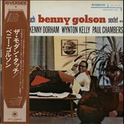 Click here for more info about 'Benny Golson - The Modern Touch'