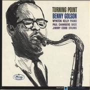 Click here for more info about 'Benny Golson - Turning Point'