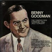 Click here for more info about 'Benny Goodman - 1938 Carnegie Hall Jazz Concert - Art Sleeve - 2nd'