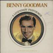 Click here for more info about 'Benny Goodman - A Legendary Performer'