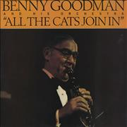 Click here for more info about 'Benny Goodman - All The Cats Join In'