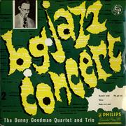 Click here for more info about 'Benny Goodman - B. G. Jazz Concert No. 2'