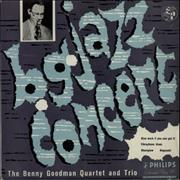 Click here for more info about 'Benny Goodman - B. G. Jazz Concert'