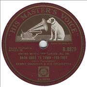 Click here for more info about 'Benny Goodman - Bach Goes To Town'