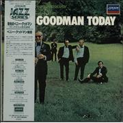 Benny Goodman Benny Goodman Today Japan 2-LP vinyl set Promo