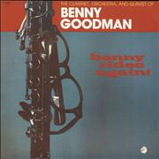 Click here for more info about 'Benny Goodman - Benny Rides Again'