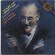 Benny Goodman Collector's Edition - Compositions & Collaborations Netherlands vinyl LP