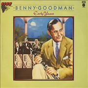 Benny Goodman Early Years UK vinyl LP