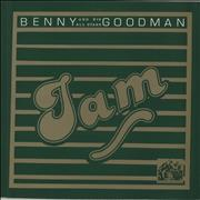 Benny Goodman Jam UK vinyl LP