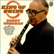 Click here for more info about 'Benny Goodman - King Of Swing'