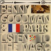 Click here for more info about 'Benny Goodman - Listen To The Magic!'