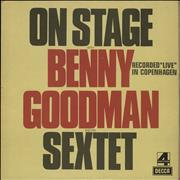 Click here for more info about 'Benny Goodman - On Stage'