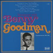 Benny Goodman Swingtime With Benny Goodman Germany vinyl LP