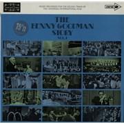 Benny Goodman The Benny Goodman Story Volumes 1 & 2 UK 2-LP vinyl set