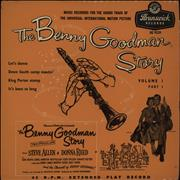 Click here for more info about 'The Benny Goodman Story Volume 1 Part 1'