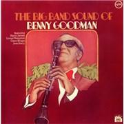 Benny Goodman The Big Band Sound Of UK vinyl LP