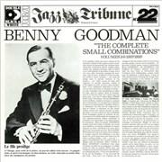 Benny Goodman The Complete Small Combinations - Volumes 3 & 4 France 2-LP vinyl set