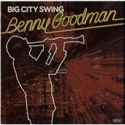 Benny Goodman The King Of Swing UK vinyl LP