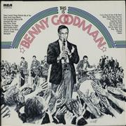 Benny Goodman This Is Benny Goodman Germany 2-LP vinyl set