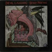 Click here for more info about 'Benny Profane - Devil Laughing'