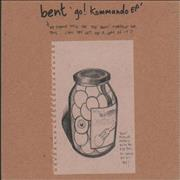 Click here for more info about 'Bent - Go! Kommando EP'
