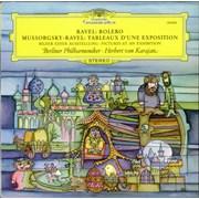 Click here for more info about 'Berliner Philharmoniker - Ravel: Bolero / Mussorgsky-Ravel: Tableaux D'Une Exposition'