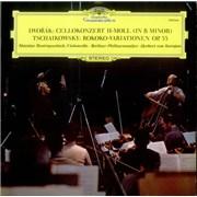 Click here for more info about 'Mstislav Rostropovich - Dvorak: CelloKonzert H-Moll / Tchaikovsky: Rokoko-Variationen, Op.33'