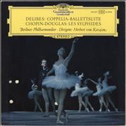 Click here for more info about 'Berliner Philharmoniker - Delibes: Coppelia - Ballettsuite / Chopin: Les Sylphides'