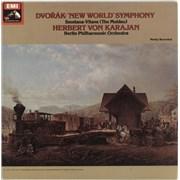 Click here for more info about 'Berliner Philharmoniker - Dvorak: New World Symphony / Smetana: Vitava (The Moldau)'