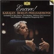 Berliner Philharmoniker Encore ! Germany vinyl LP