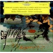 Berliner Philharmoniker Debussy: La Mer & Prélude À L'Après-Midi D'un Faune / Ravel: Daphnis Et Chloé Germany vinyl LP