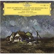 Click here for more info about 'Berliner Philharmoniker - Liszt: Les Préludes & Ungarische Rhapsodie Nr. 2 / Smetana: Vyšehrad & Die Moldau'